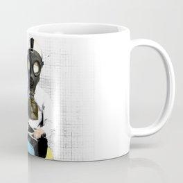 Vespa Man Coffee Mug