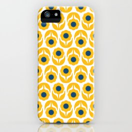 Joy collection- Yellow flowers iPhone Case
