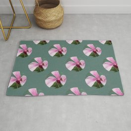 magnolia in the limelight Rug