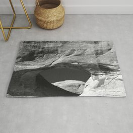 Tunnel Arch View Rug