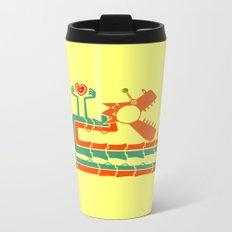 Fracktail Metal Travel Mug