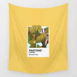 PANTONE SERIES – BANANA TREE Wall Tapestry