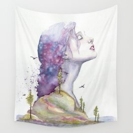 Arise by Ruth Oosterman Wall Tapestry