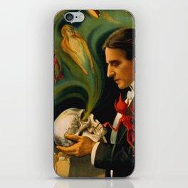 Thurston The Great Magician - Spirits iPhone Skin