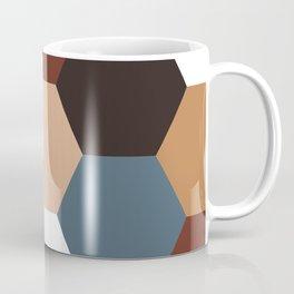 Honeycomb Hexagon Coffee Mug