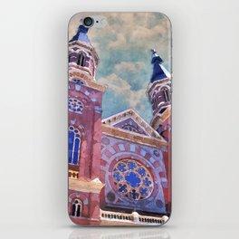 St. Mary's Catholic Church iPhone Skin