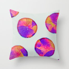 The Kinetic Path #society6 Throw Pillow