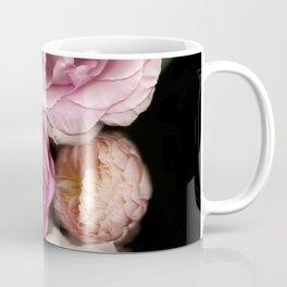 Pink, Purple, and White Roses Coffee Mug