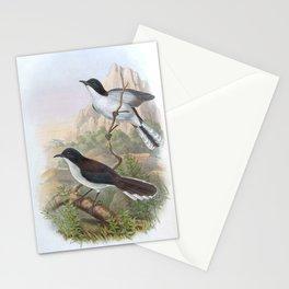 Sibia Melanoleuca Gould17 Stationery Cards