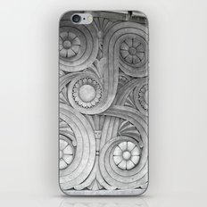 Limestone Garden iPhone Skin