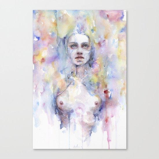 Emerged Canvas Print