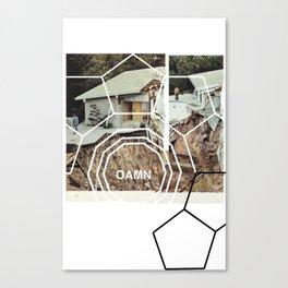 hill Canvas Print