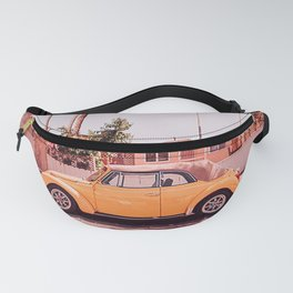Simple Classic Car Fanny Pack