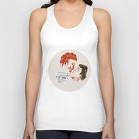 eternal sunshine Tank Tops featuring Eternal Sunshine of the Spotless Mind by rebeccalbe