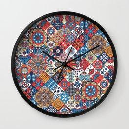 Vintage decorative elements Wall Clock