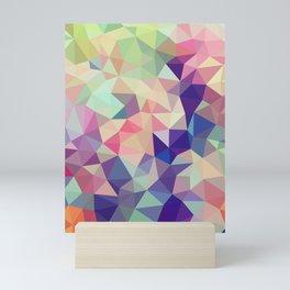 Jelly Bean Tris Mini Art Print