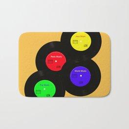 Vinyls Bath Mat