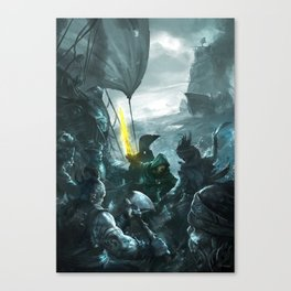 LW 02 Canvas Print