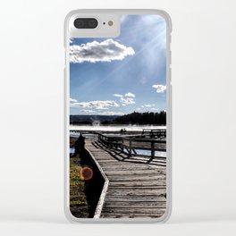 Bridge Clear iPhone Case