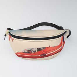 BAe Hawk Aircraft The Red Arrows Fanny Pack