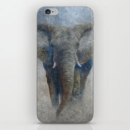 Elephant 2 iPhone Skin