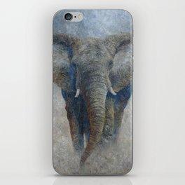 Elephant 2 iPhone Skin