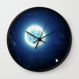 A distant Solar System Wall Clock