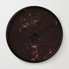 Concrete Marble Mix #2 #texture #decor #art #society6 Wall Clock