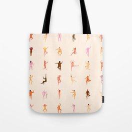 Beach Body Tote Bag