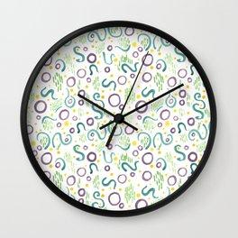 Dudeltopf Wall Clock