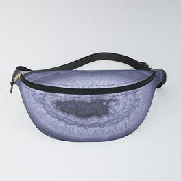 Lavender Geode Fanny Pack