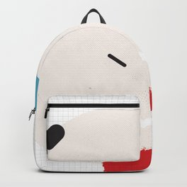 Abstract Art-ic Circle Adventure Backpack