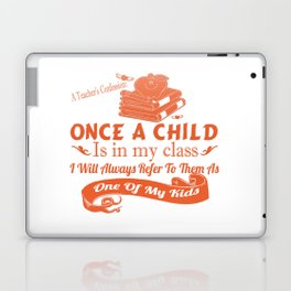 A Teacher's Confession Laptop & iPad Skin