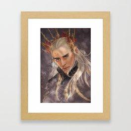 Elvenking Framed Art Print