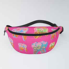 Tooth Terrariums Fanny Pack