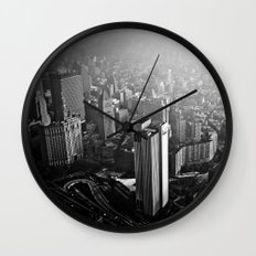 What is to come:  We have been warned  Wall Clock