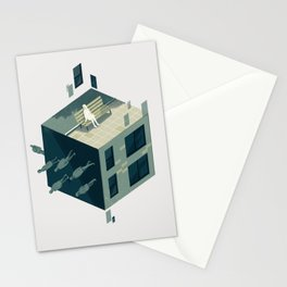 Cube 01 Stationery Cards