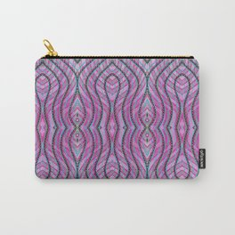 Currency I (Magenta) Carry-All Pouch