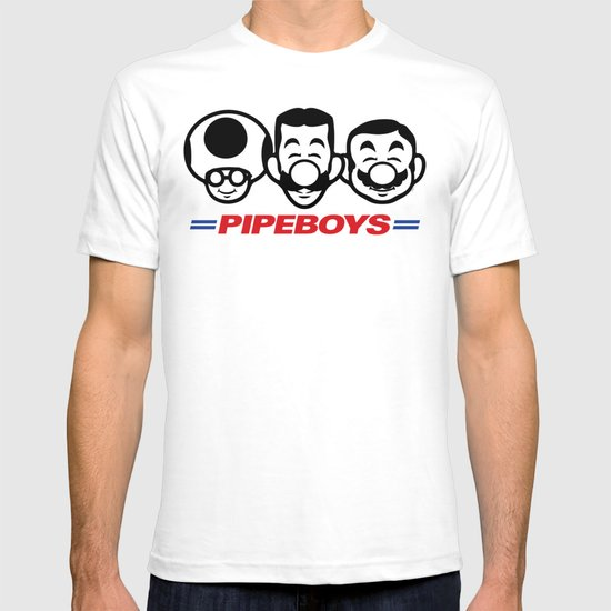 Pipe Boys T-shirt