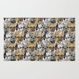 Puppies Galore WOW Dogs Rug