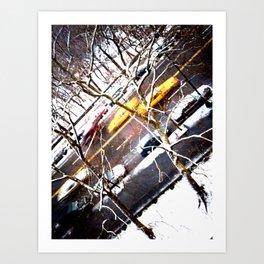 I LOVE NY - 01 Art Print