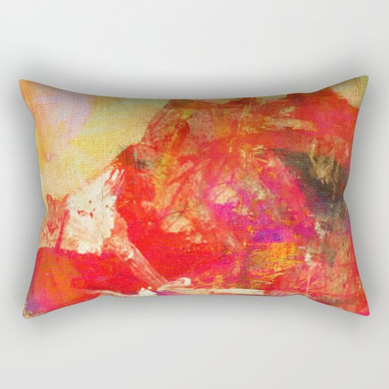 The Last Temptation Rectangular Pillow