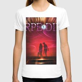 Our world is a magic -  Carpe Diem 2 T-shirt