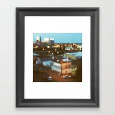 Nashville #2 Framed Art Print