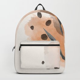 Modern Abstract Art IV  Backpack