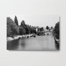 York #243 Metal Print