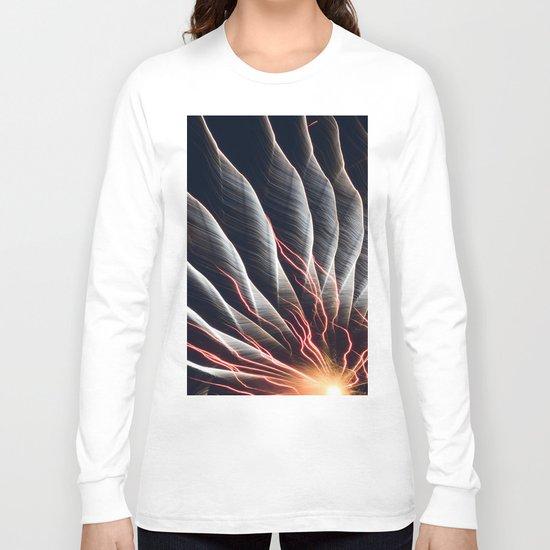 Swirl Lights Long Sleeve T-shirt