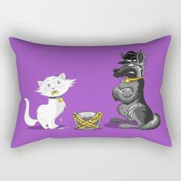 BUSTED! Rectangular Pillow