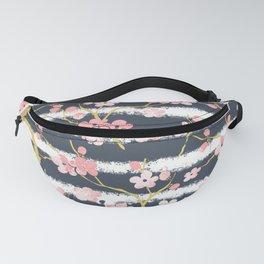 peach blossom Fanny Pack