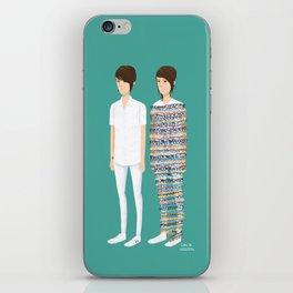 Tegan and Sara: Call It Off iPhone Skin